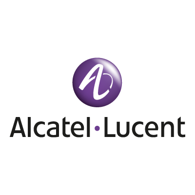 Alcatel Lucent  logo vector logo