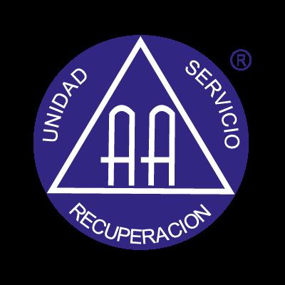 Alcoholicos Anonimos logo vector logo
