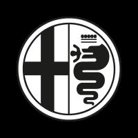 Alfa Romeo Black logo