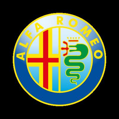Alfa Romeo Car logo vector logo