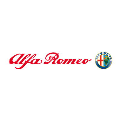 Alfa Romeo Italy logo vector logo