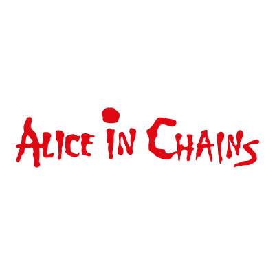 Alice In Chains  logo vector logo