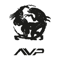 Alien vs predator logo
