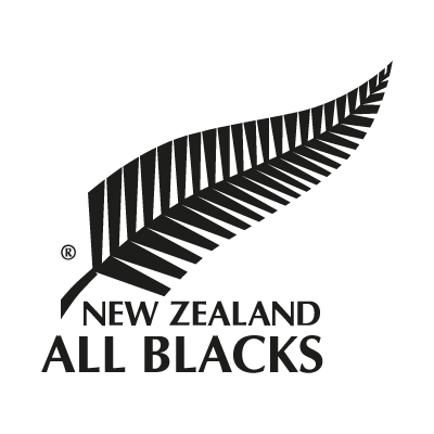 All Blacks  logo vector logo