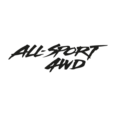 All-Sport 4WD logo vector logo