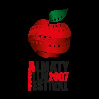 Almaty Film Festival 2007 logo