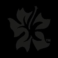 Aloha Style Black vector