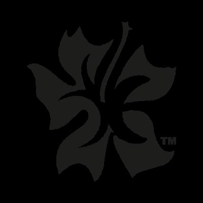 Aloha Style Black vector logo