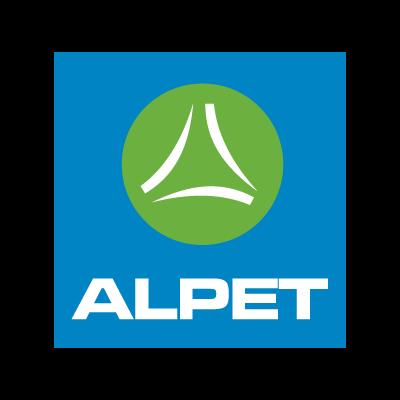 Alpet logo vector logo