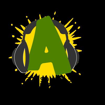 Alpha 1 Sound logo vector logo