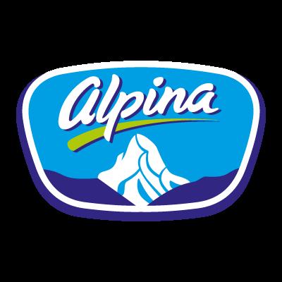 Alpina logo vector logo