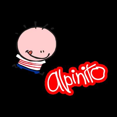 Alpinito logo vector logo