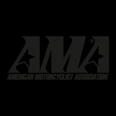 AMA Black logo vector logo