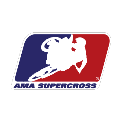 AMA Supercross logo vector logo