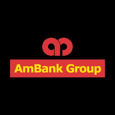 Ambank group logo vector logo