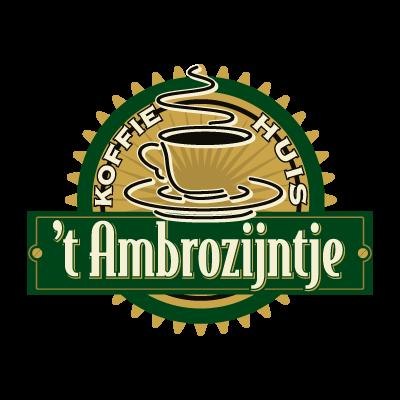 Ambrozijntje logo vector logo