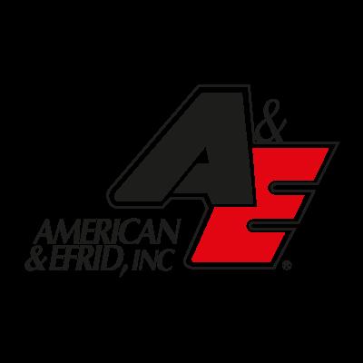 American & Efird logo vector logo