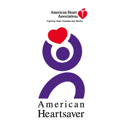 American Heartsaver Day logo vector logo