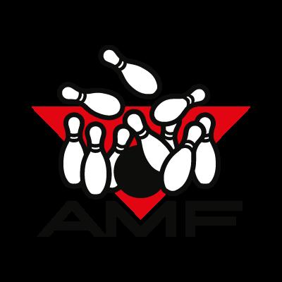 AMF Bowling logo vector logo
