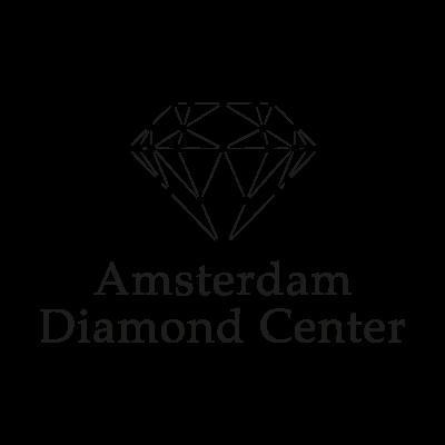 Amsterdam Diamond Center logo vector logo