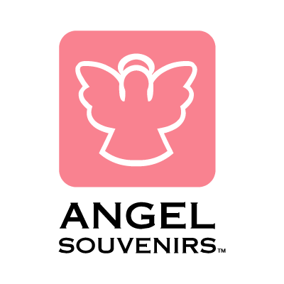 Angel Souvenirs logo vector logo