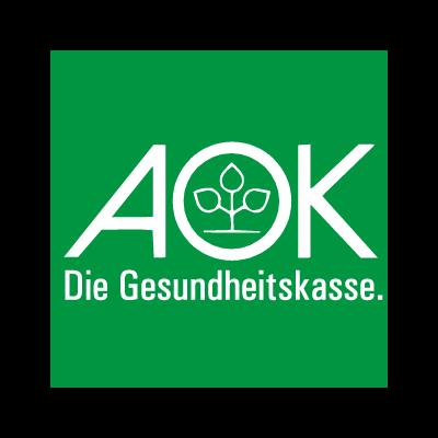 AOK logo vector logo