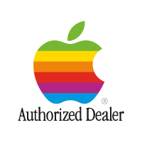 Apple Authorized Dealer logo