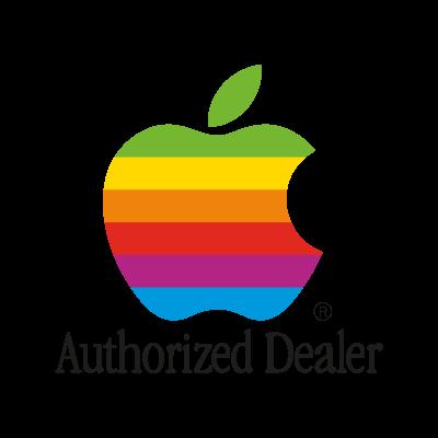 Apple Authorized Dealer logo vector logo