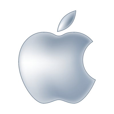 Apple Computer Brand logo vector logo