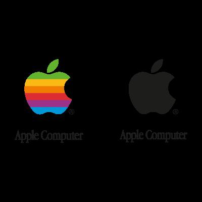 Apple Computer logo vector logo