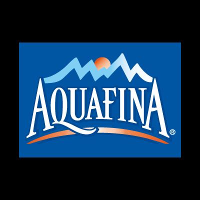 Aquafina  logo vector logo