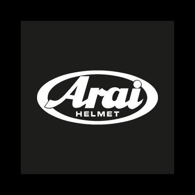 Arai Helmets logo vector logo