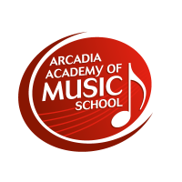 Arcadia Academy of Music School logo