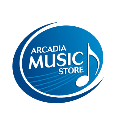 Arcadia Academy of Music School logo vector logo