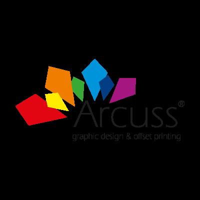 Arcuss logo vector logo