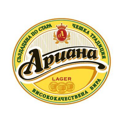 Ariana Beer logo vector logo
