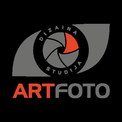 Artfoto logo vector logo