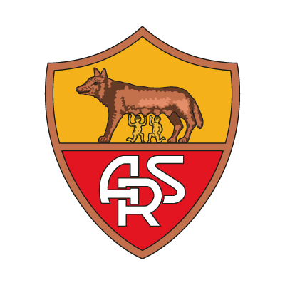 AS Roma Club logo vector logo