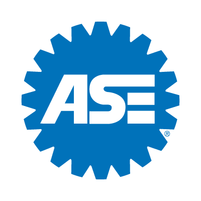 ASE logo vector logo