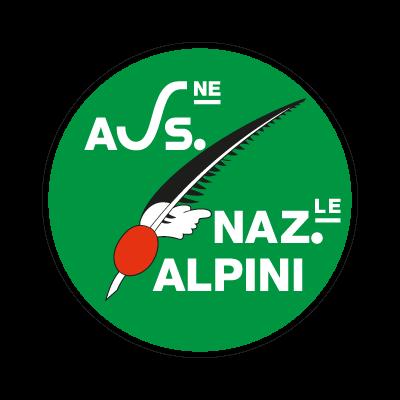 Associazione Nazionali Alpini logo vector logo