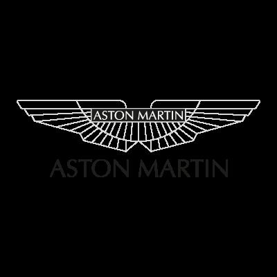 Aston Martin Auto logo vector logo