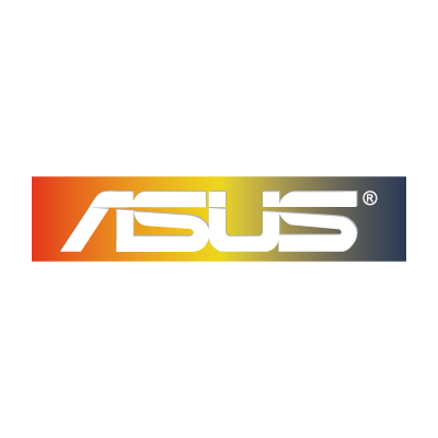 Asus Color logo vector logo
