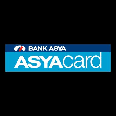 Asya Card logo vector logo