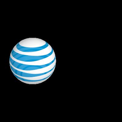 AT&T  logo vector logo