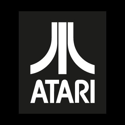 Atari  logo vector logo