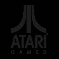 Atari Games Black logo