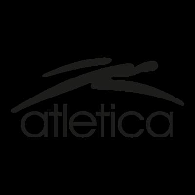 Atletica logo vector logo