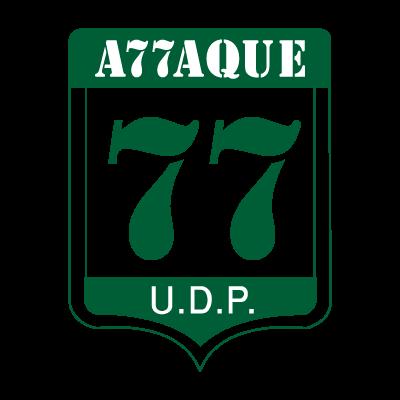 Attaque 77 logo vector logo