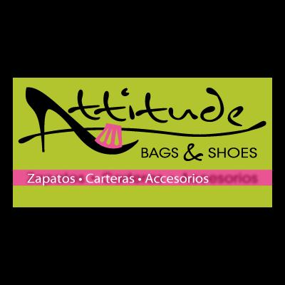 Attitude Bags & Shoes logo vector logo