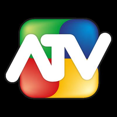 ATV logo vector logo